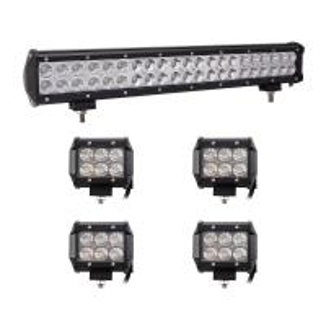 Quality Cars Auto Parts LED Mini Flood Work Light Bar IP68 LED Offroad Light Bar Fog Lights for sale