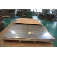 Buy 316L , 304 ,304L 321 ,310S Stainless Steel Sheet With PE Film / ASTM AISI JIS at wholesale prices