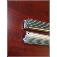 Quality Anodizing Process Heat Sink Aluminum Profiles With LED Heat Sink Aluminum Alloy for sale