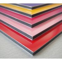 Quality Osign Aluminum Plastic Composite Panel With Excellent Durability / Torsion Strength for sale