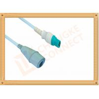 Quality Siemens Draeger Invasive Blood Pressure Cable IBP Adapter Cable Edwards for sale