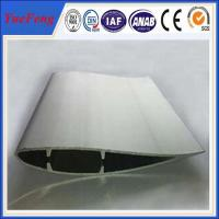 Quality oxidation Aluminum Industrial Fan Blade With 6063 Aluminum For Trailer for sale