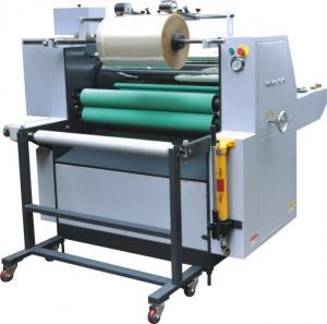 Quality Film Manual Industrial Laminating Equipment / Automatic Laminator Machines for sale
