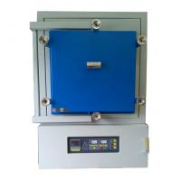 China 1700C University Education Vacuum Atmosphere Furnace MoSi2 Heating For Annealing for sale