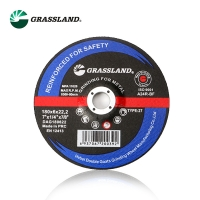Quality Depressed Center 180mm 7 Inch Abrasive Grinding Wheel for sale