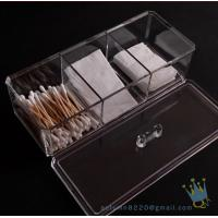Quality lucite cosmetic organizer for sale