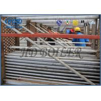 Quality Air Cooled Steel Finned Tube Bundle Heat Exchanger For Boilers , Flue Gas Heat Exchanger for sale