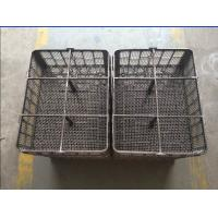 GX40NiCr35-25 Material Basket Castings with Base Trays & Pillars & Wire Mesh EB3137 for sale