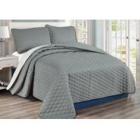Buy 100%Cotton Washable Durable Bed Spread Sets With Comforter / Pillow Case / at wholesale prices