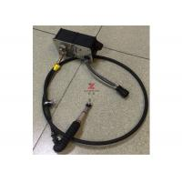 Quality SANY Excavator parts Throttle Motor AC2/1500 AC1500 Single Cable With Square Plug for sale