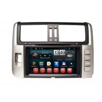 Quality Toyota 2012 Prado GPS DVD Player Android 4.1 navigation systems for cars in dash for sale