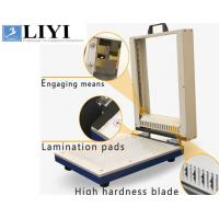 Quality 0.1mm Precsion Manual Adhesive Testing Equipment / Sample Cutter For Tape for sale