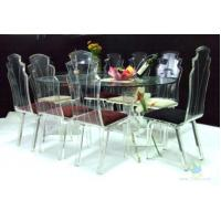 Quality FU (22) clear acrylic vintage furniture for sale