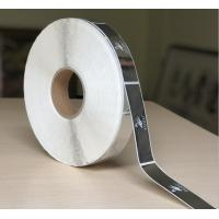 Quality Self Adhesive Clear Bopp Roll Label , Custom Printed Chrome Sticker Label for sale