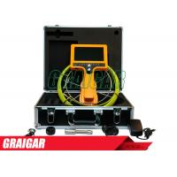 Buy Handheld Sewer Survey Video Drain Inspection Camera System, 20m, Color, Video at wholesale prices