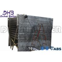 Quality Waste Extract Gas Air Heat Exchanger , Steam Coil Air Heater 2 Pass Design for sale