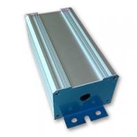 Quality 43x34mm Aluminium Extruded Profiles U - Shaped Led Extrusion Profiles For LED Driver for sale