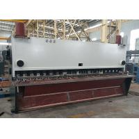 Quality CNC Guillotine Shearing Machine In Metal Plate Or Iron Sheet Cutting for sale