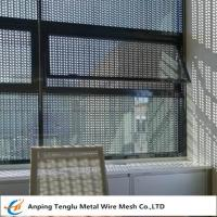 Quality Perforated Aluminum Security Screens Superior Strength and Security for sale