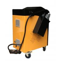 Quality Oxide Removal 120W Fiber Laser Cleaning Machine Mold Cleaning Surface Preparation for sale