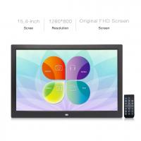 Quality Led Screen Large Digital Picture Frame 1280*800 Resolution JPEG/JPG Pic Format for sale