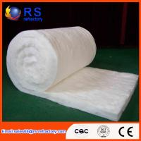 Quality High Heat Insulation Ceramic Fiber Blanket Roll For Industrial Furnace for sale
