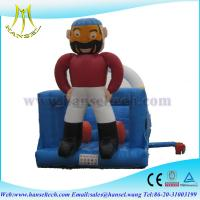 Quality Hansel Chinese Design Happy Clown Inflatable Bounce House Bouncer for Sale for sale