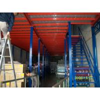 Quality Commercial Pallet Racking Mezzanine Floors , Logistics Equipment For Light Duty Products Warehousing for sale