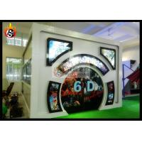 China 5.1 Channel Audio 6D Movie Theater with Cabin on sale