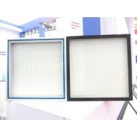 China HEPA Filter for Pharmaceuticals/Hospitals on sale