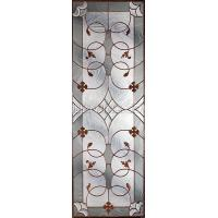 Quality latest technology decorative glass for doors/windows/bath room for sale
