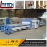 pvc door vacuum membrane press machine for kitchen cabinet door making for sale