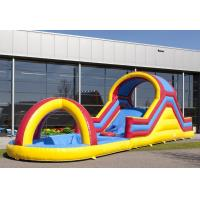 Buy 2016 High quality inflatable slip n slide for adult with competitive price GT-WS at wholesale prices