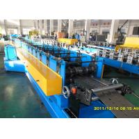 Buy Upright Rack Beam Box Steel Roll Forming Machine Production Line at wholesale prices