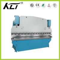 Quality Electric WC67K-300*6000 CNC Hydraulic Press Brake For Pipe Bending for sale