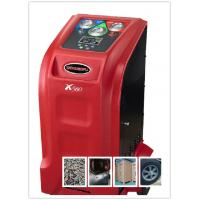 Quality High Speed AC Flush Machine Condenser Cleaning Big Colorful LCD Screen for sale
