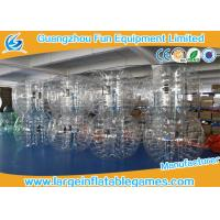 Buy cheap Inflatable Bubble Ball With Logo Printing , Human Bubble Football from wholesalers