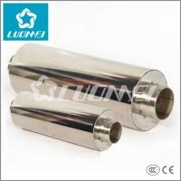 Quality Stainless Steel Air Blower / Ring Blower / Side Channel Blower Silencer or Muffler for sale