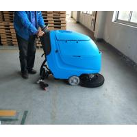 Quality Single Brush Battery Powered Floor sweeper For Workshop Low Noise for sale