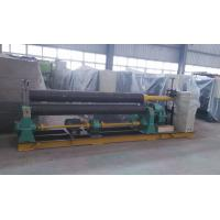 Quality 245MPa Roll Bending Machine Mechanical Structure One Year Warranty for sale
