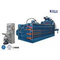 China DBM-250 Bale Size 1500*850 Color Customized Hydraulic Baling Machine For Aluminum on sale