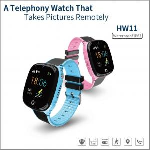 Quality Pure Cobalt Battery 420mAh Children's Touch Screen Watch for sale