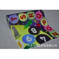 Quality Non Slip Mat Laminated Non Woven Fabric Waterproof Customised Baby Pad / Cushion for sale