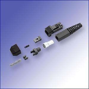 Quality MTRJ Fiber Optical Connector - 2.0MM-Multimode for sale
