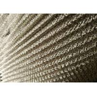 Quality Monel Titanium Nickel Wire Mesh Demister Outstanding Chemical Stability for sale