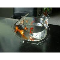 Quality WaterProof Acrylic Display case Tray U Shaped Home Decoration Fish Tank for sale