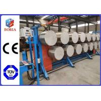 Buy PLC / Manual Type Batch Off Machine High Configuration Cooling Drum Type at wholesale prices