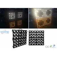 Buy Yellow Color LED Matrix Lights With Convenient Fast - Locking System at wholesale prices
