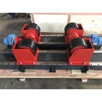 Quality 480V 10k Tank Turning Rolls With Foot Pedal Switch / Pipe Turning Rollers for sale