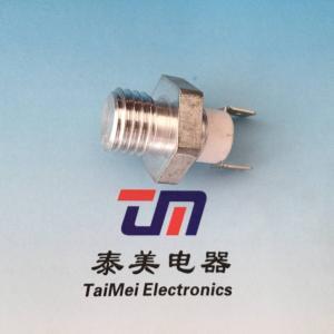 China KSD 250V 16A Electrical Ceramics Thermostat Bimetal Thermal Fuse on sale